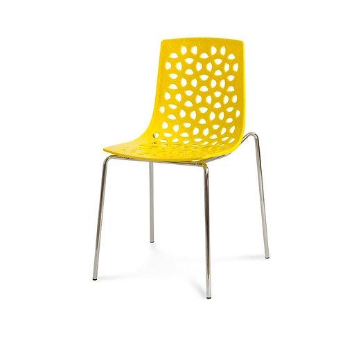 Krzesło Yellow Dots