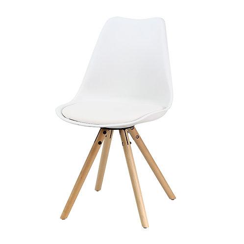 Krzesło Comfort białe
