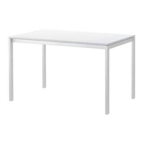Stół biały 125x75 - Gordon