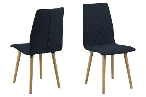 Pikowane krzesło Abra