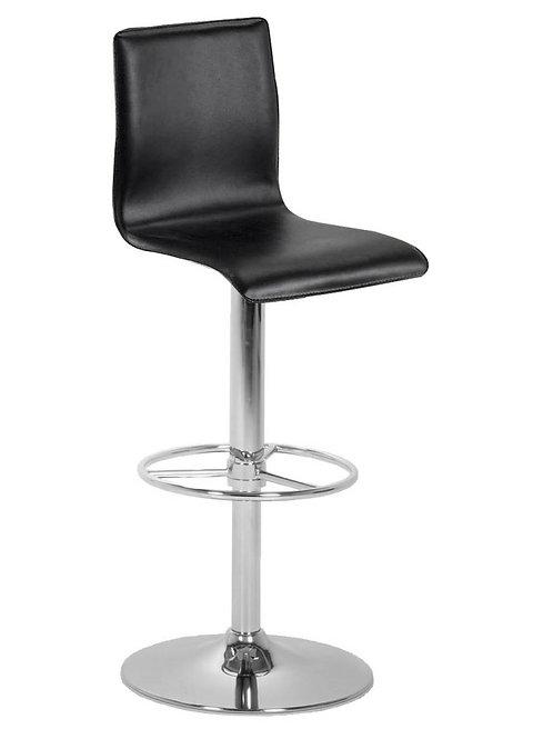 Designerski czarny Hoker  3311