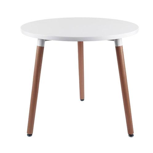 Stolik biały 80 cm