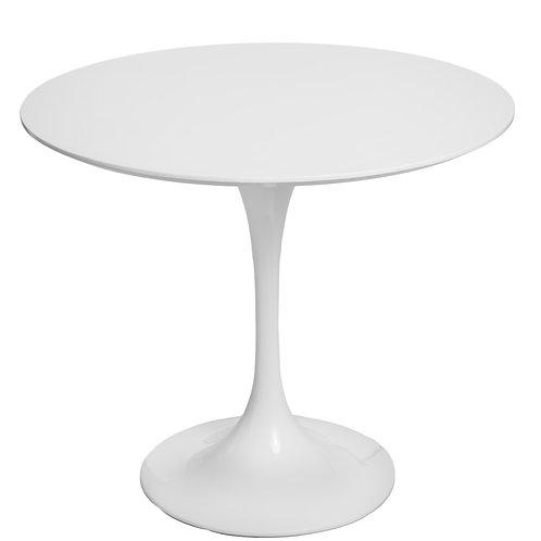 Stół biały Tulip 90 cm