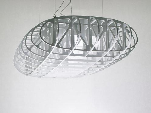 Hand made - Lampa wisząca W Powietrzu