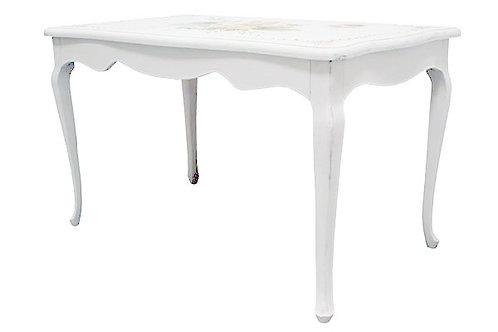 Biały stół Shabby Chic - Rosalie