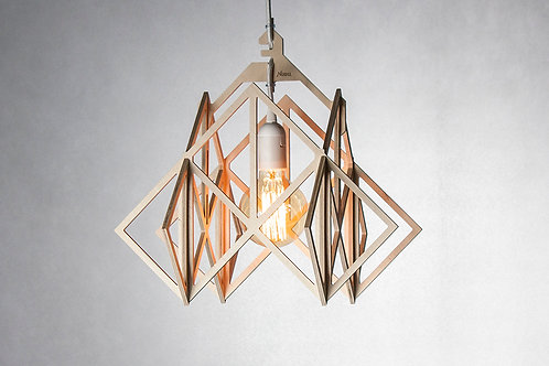 Hand made - Lampa wisząca Lajt Himmeli