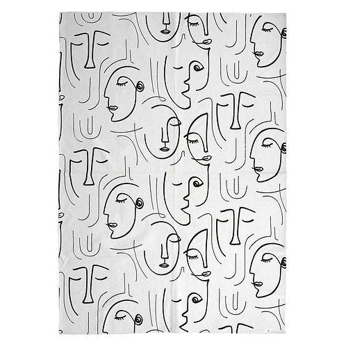 Dywanik bawełniany  170 cm  Art