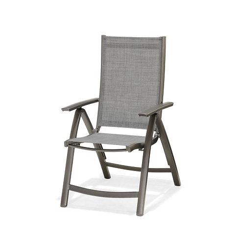 Krzeslo ogrodowe skladane Grey 11