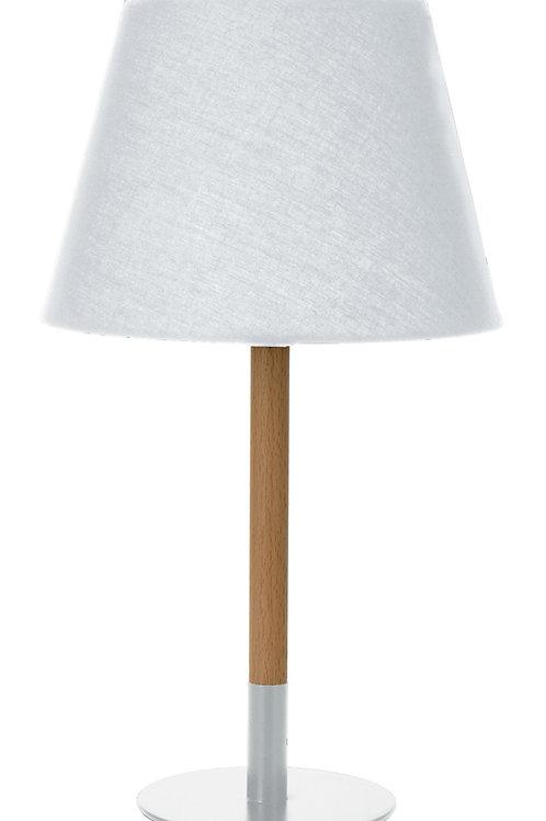 Lampa biurkowa Samanta biała