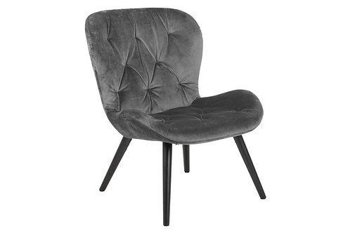 Fotel szary Hania 55