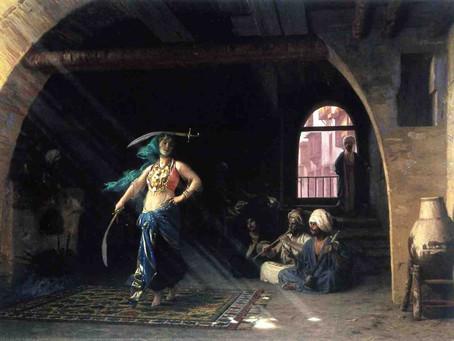 La Danse du Sabre