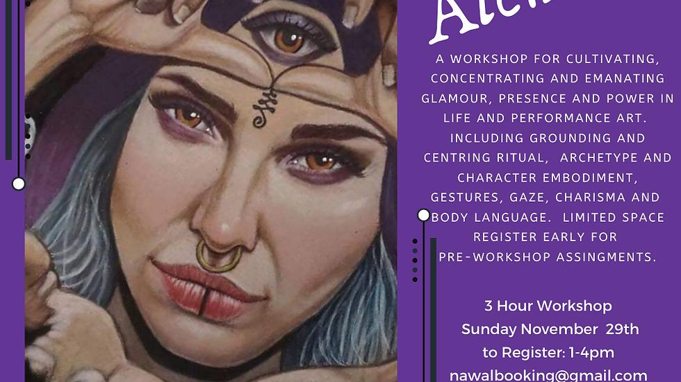 Glamour Alchemy Workshop