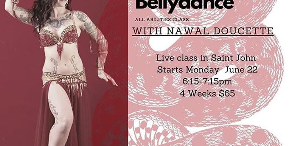 Intro to bellydance