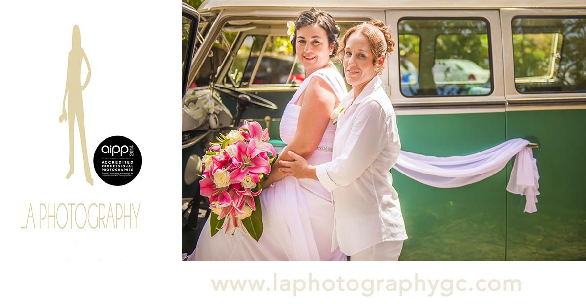 Featured wedding: Kylie & Maria