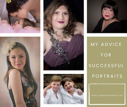 My advice for successful Portraits