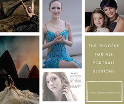 The Process for all Portraits