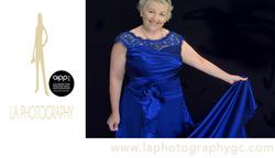 Dress provided by LA Photography