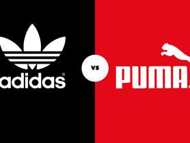 Puma et Adidas, des frères ennemis jusqu'au bout des pieds