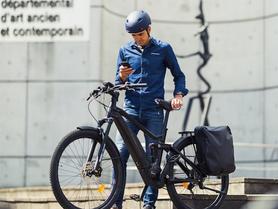 Le phénomène Velotaf simple mode ou mutationdu transport urbain?