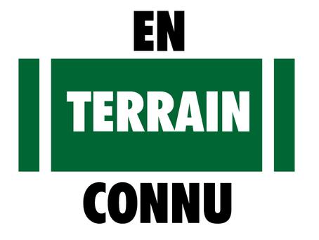 Présentation du site d'actualité enterrainconnu.fr