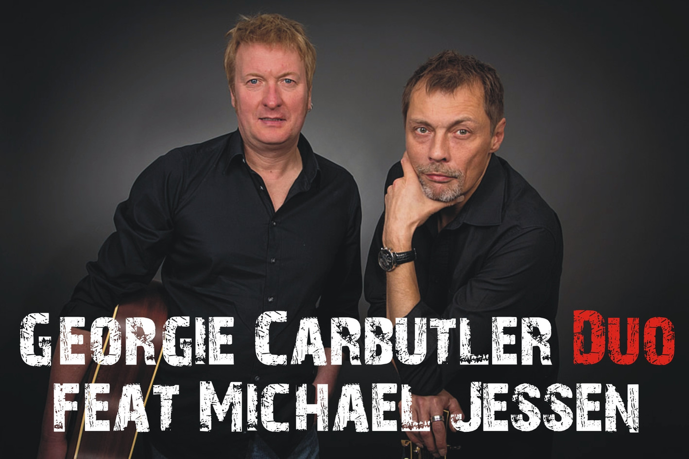 Georgie Carbutler Duo feat Michael Jesse