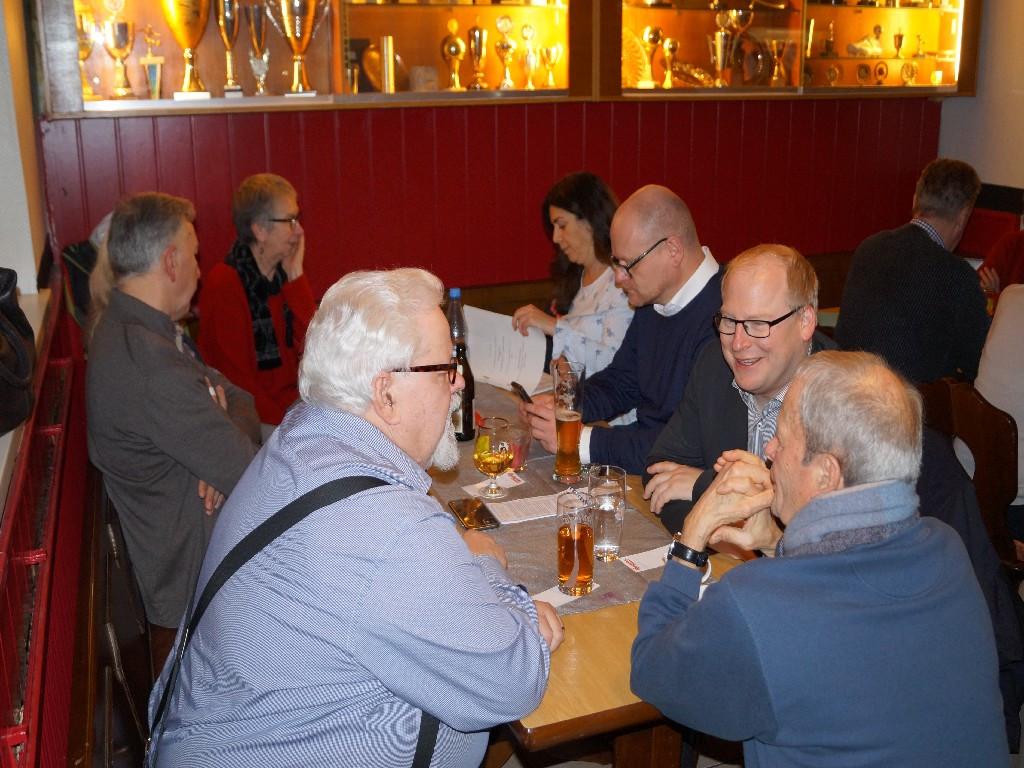 Frank Körner (Stadtführer), Reimar Döhlitz (Eintracht Südring), Sigrid Masuch und Claudia Orlowski (beide PV Dêrik), Bernd Schlömer (FDP-Vorsitz. Friedrichshain-Kreuzberg und MdA), Sven Heinemann (SPD und MdA), Jörg Becker (PV)