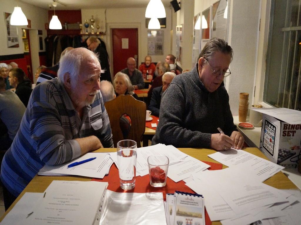 Alexander Bölter (stellv. Vorsitzender des PV), Norbert Michalski (Vorsitzender des PV)