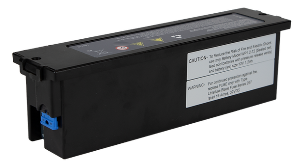 Battery Back-Up for Synergy 200 Series with Metal Holder