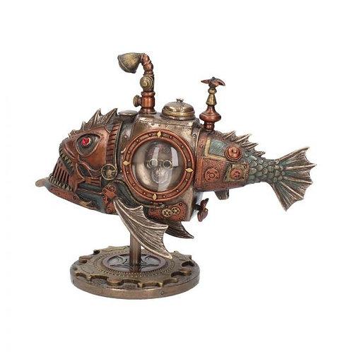 Marine Steam Piranha Submarine
