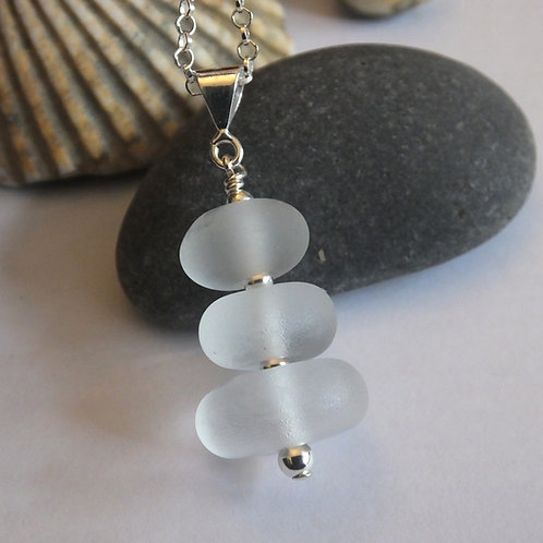 Little Piece of St Ives Petite Stack Pendant