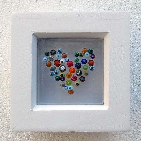 Murrini Heart Picture