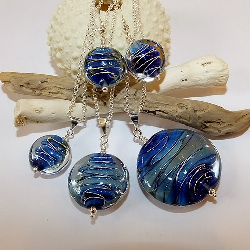 Deep Blue Sea Jewellery Range