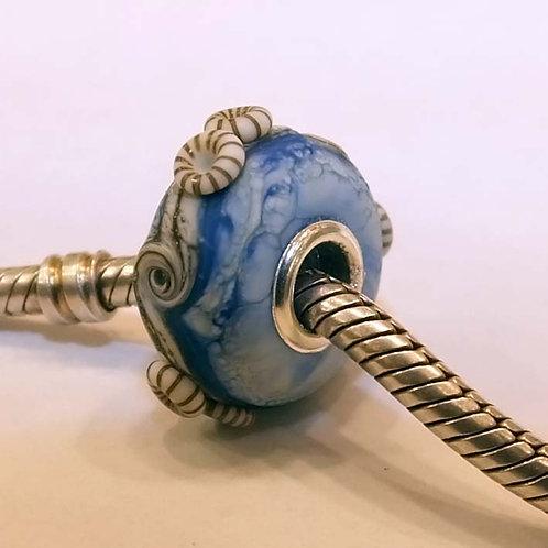 Windy Skies Bracelet Charm