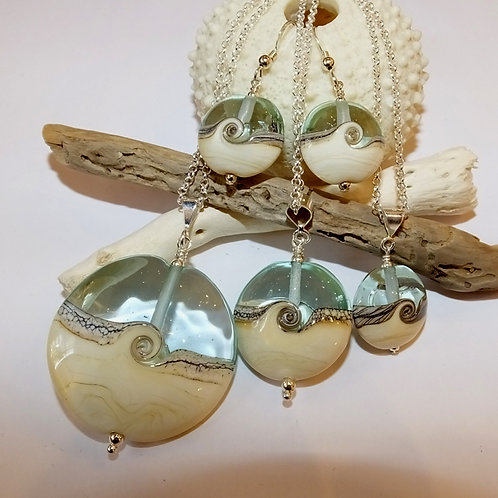 Aqua Beachy Jewellery Range