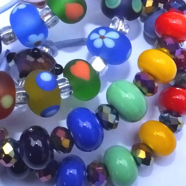 Rainbow Heroes - Fundraiser Bracelets