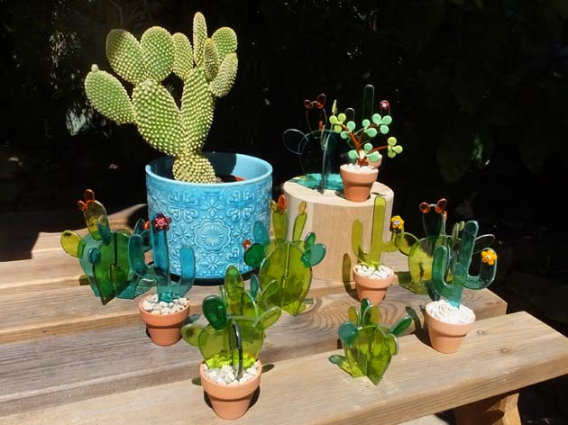 Glass Cacti Shop