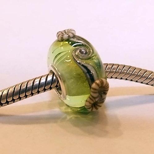 Peridot Beachy Bracelet Charm