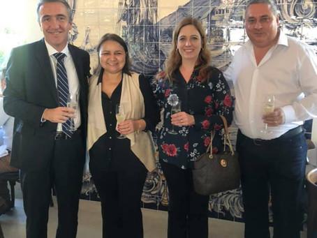 Inauguração GRAAL Rancho Português
