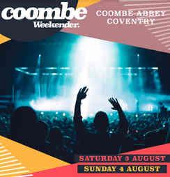 Coombe Weekender Festival