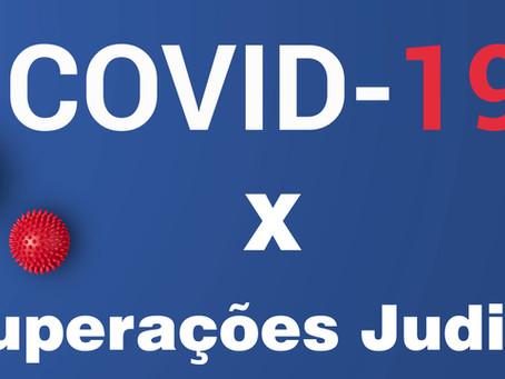 COVID-19 e a Recuperação Judicial de Empresas