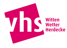 Kooperation VHS Witten/Wetter/Herdecke