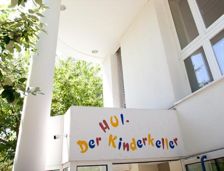 HUI - der Kinderkeller e.V. ist Fördermitglied