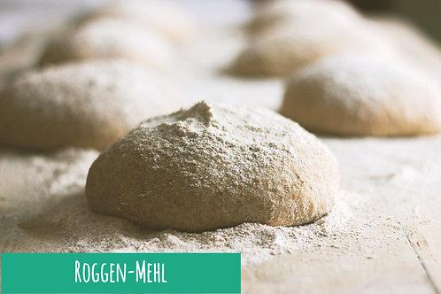 Roggen-Mehl (Vollkorn)