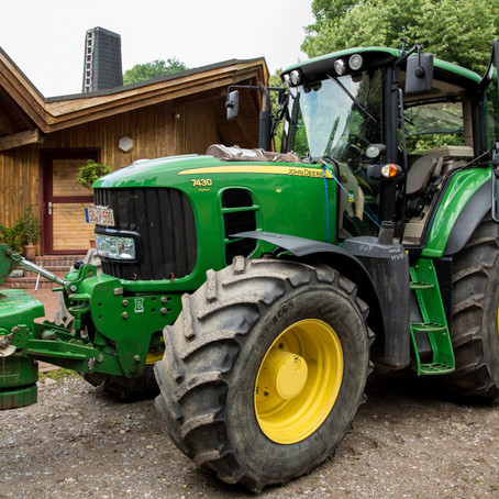 Traktor durch Twintec Kooperation