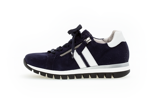 Gabor Comfort Sneaker, Weite H, marine