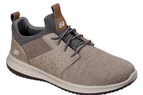 Skechers Herren Sneaker,  Slipper light brown