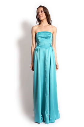 dk1304 strapless reversible gown