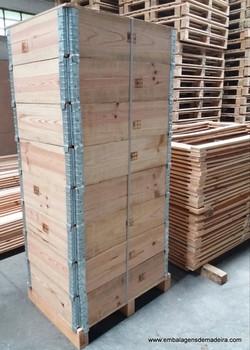 Aros de madeira 1200x800x200