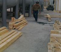 Embalagens de madeira