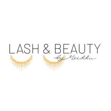 Logo Lash & Beauty by Meikku : lle